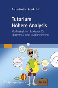 Cover Tutorium Höhere Analysis