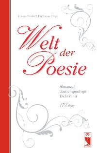 Cover Welt der Poesie