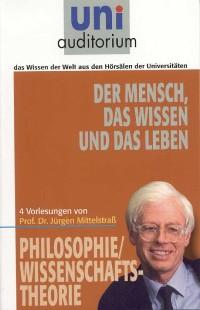 Cover Der Mensch, das Wissen und das Leben