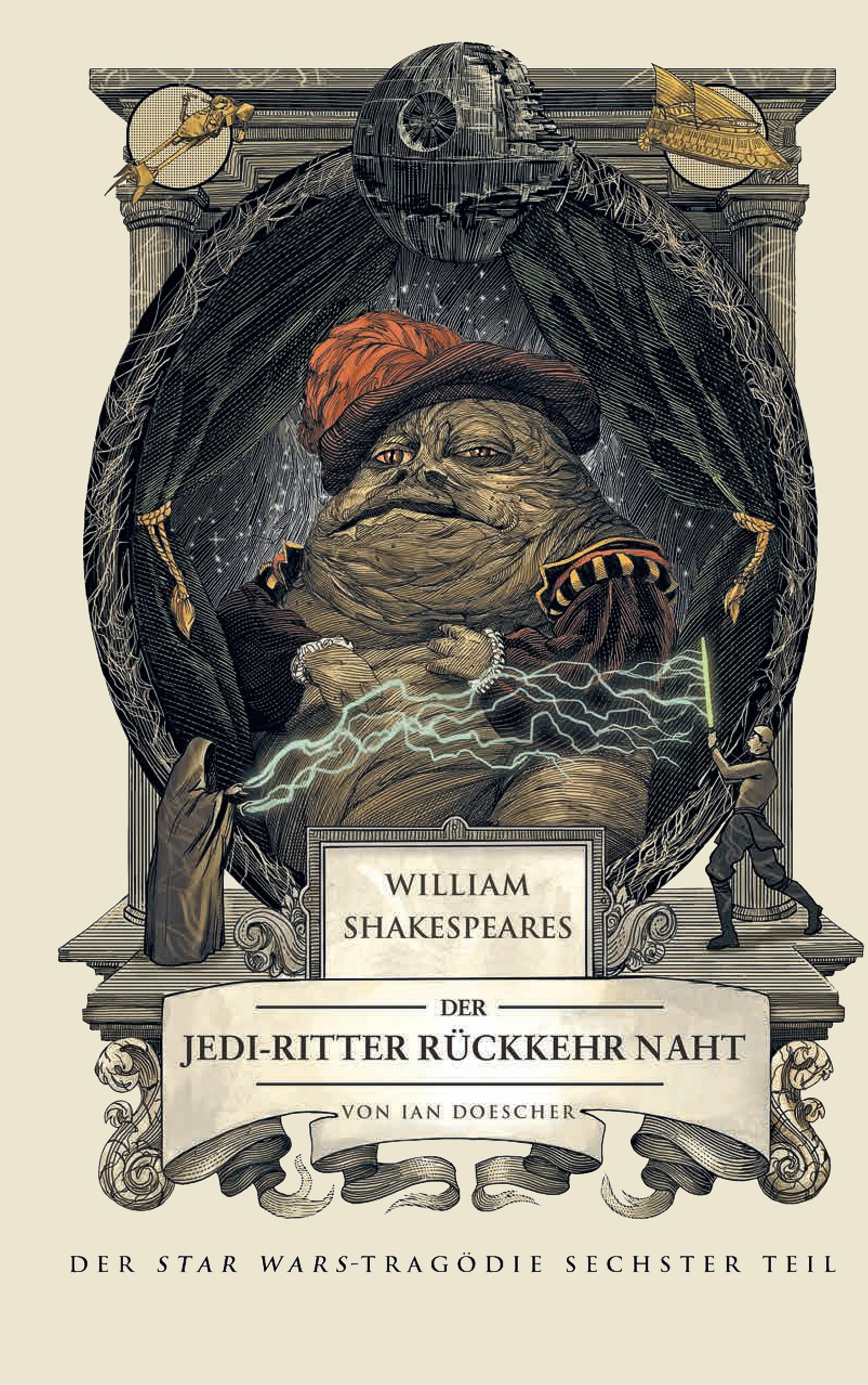 William Shakespeares Star Wars: Der Jedi-Ritter Rückkehr naht