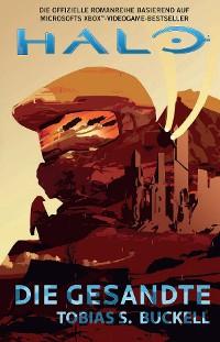 Cover Halo: Die Gesandte