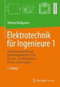 Cover Elektrotechnik für Ingenieure 1