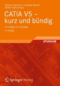 Cover CATIA V5 - kurz und bündig