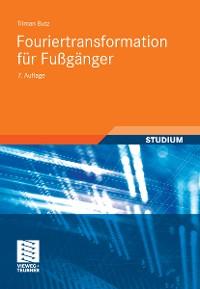 Cover Fouriertransformation für Fußgänger