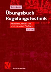 Cover Übungsbuch Regelungstechnik