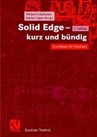 Cover Solid Edge - kurz und bündig