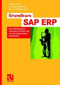 Cover Grundkurs SAP® ERP