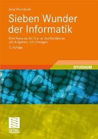 Cover Sieben Wunder der Informatik