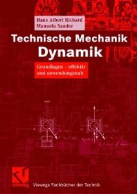 Cover Technische Mechanik. Dynamik