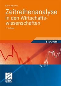 Cover Zeitreihenanalyse in den Wirtschaftswissenschaften