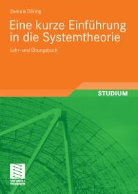 Cover Eine kurze Einführung in die Systemtheorie
