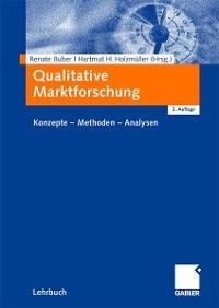 Cover Qualitative Marktforschung