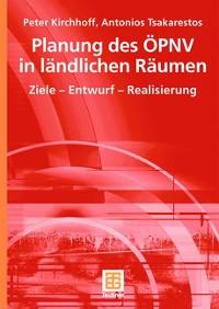 Cover Planung des ÖPNV in ländlichen Räumen