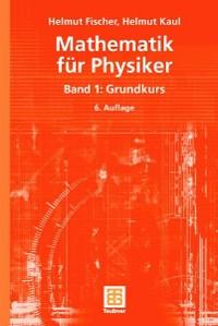 Cover Mathematik für Physiker