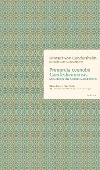 Cover Primordia coenobii Gandesheimensis