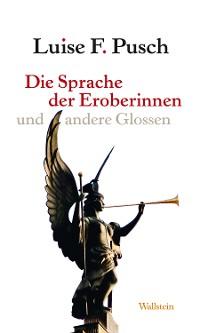 Cover Die Sprache der Eroberinnen