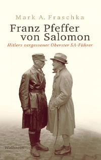 Cover Franz Pfeffer von Salomon