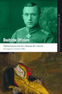 Cover Deutsche Offiziere