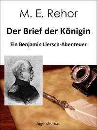 Cover Der Brief der Königin