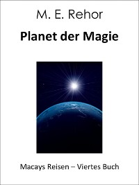 Cover Planet der Magie
