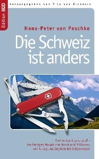 Cover Die Schweiz ist anders