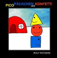 Cover Pico, Päckchen und Konfetti