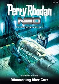 Cover Perry Rhodan Neo 33: Dämmerung über Gorr