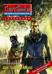 Cover Perry Rhodan 2700: Der Techno-Mond (Heftroman) - Leseprobe