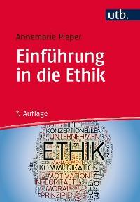 Cover Einführung in die Ethik