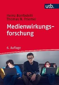 Cover Medienwirkungsforschung