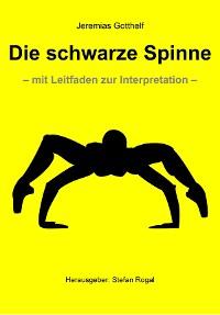 Cover Die schwarze Spinne
