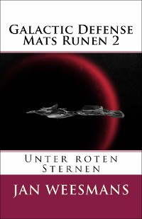 Cover Galactic Defense - Mats Runen 2