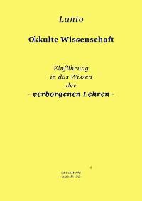 Cover Occulte Wissenschaft