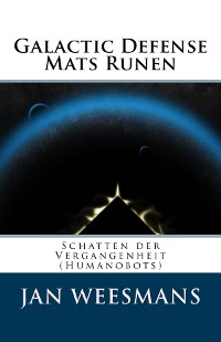 Cover Galactic Defense - Mats Runen