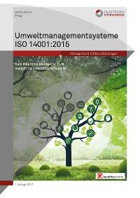 Cover Umweltmanagementsysteme ISO 14001:2015