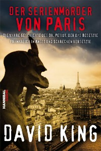 Cover Der Serienmörder von Paris