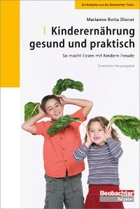 Cover Kinderernährung - gesund und praktisch