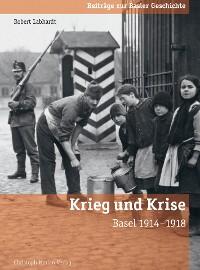Cover Krieg und Krise
