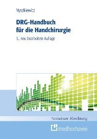 Cover DRG-Handbuch für die Handchirurgie
