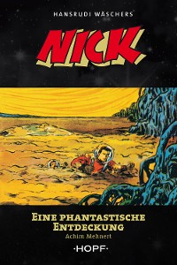 Cover Nick 5: Eine phantastische Entdeckung