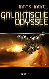Cover Galaktische Odyssee