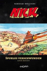 Cover Nick 8: Spurlos verschwunden