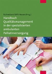 Cover Handbuch Qualitätsmanagement in der spezialisierten ambulanten Palliativversorgung