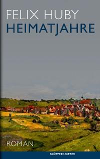 Cover Heimatjahre