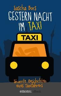 Cover Gestern Nacht im Taxi
