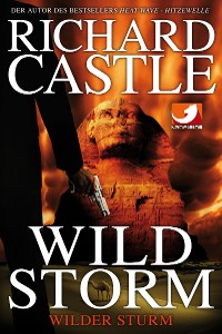 Cover Derrick Storm 2: Wild Storm - Wilder Sturm