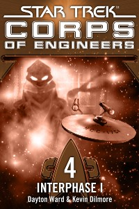 Cover Star Trek - Corps of Engineers 04: Interphase 1