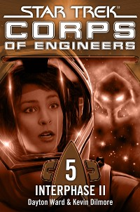 Cover Star Trek - Corps of Engineers 05: Interphase 2