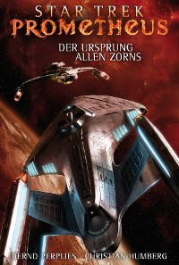 Cover Star Trek - Prometheus 2: Der Ursprung allen Zorns