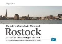 Cover Illustrierte Chronik der Hansestadt Rostock
